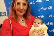 Dražba panenek pro UNICEF 2015