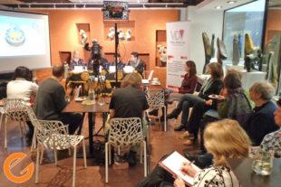 Tisková konference Výboru dobré vůle Olgy Havlové