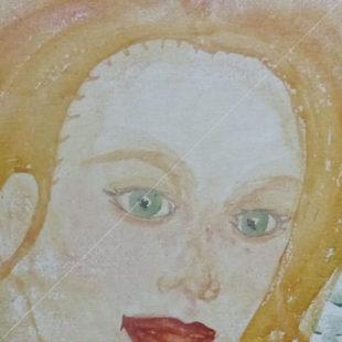 Clemence C.: Žena se světlými vlasy